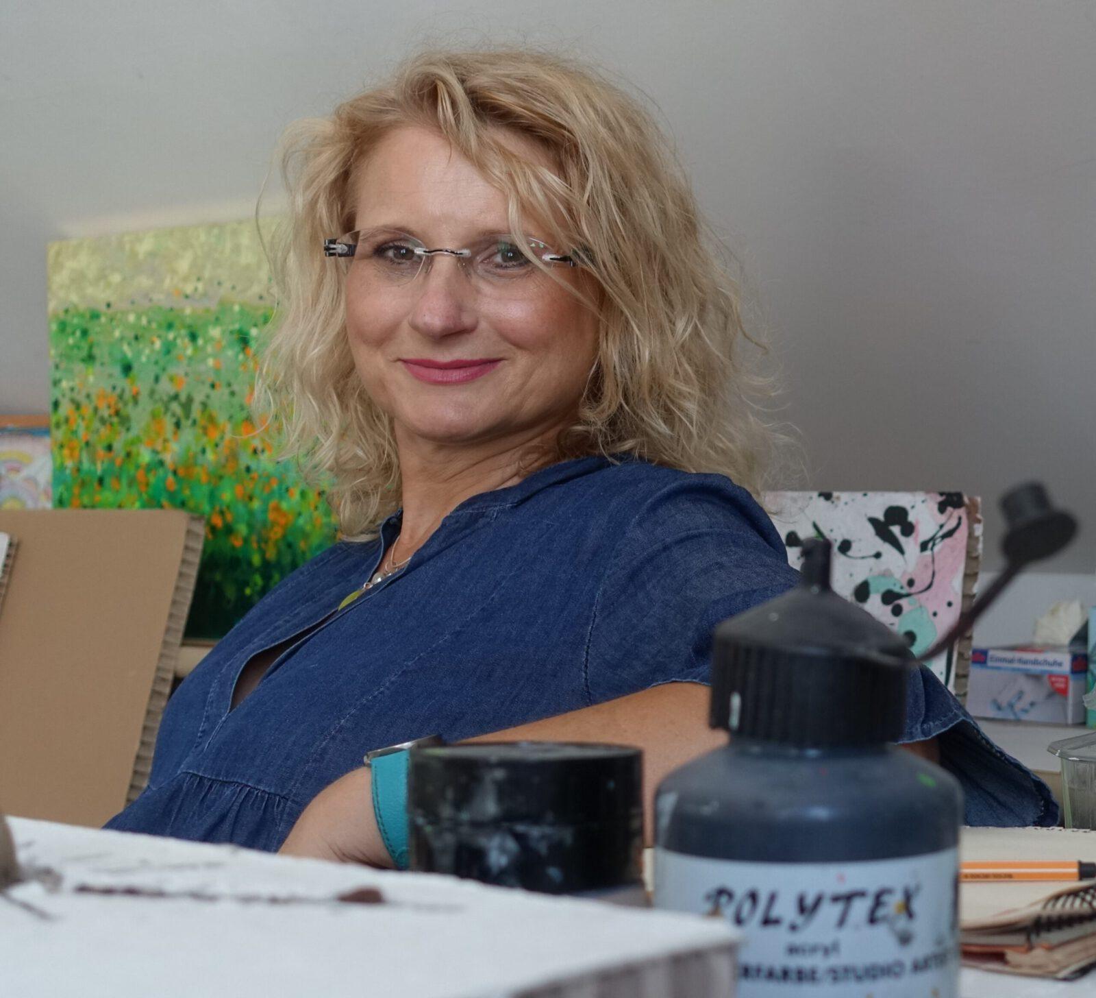 Atelier Möttelin: Christine Krause