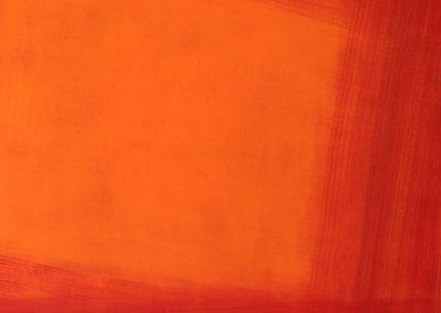 Ingrid Müller: o.T. (2010), Mischtechnik auf Papier, 88x62
