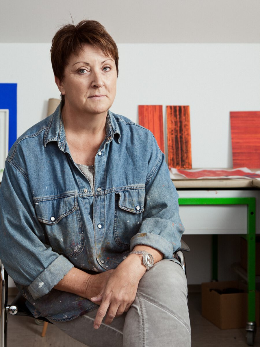Atelier Möttelin: Ingrid Müller